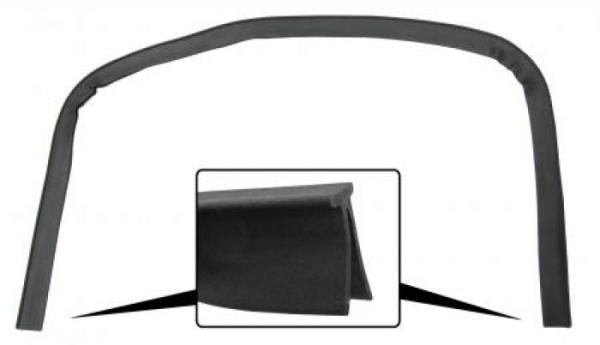 Motorendichtung hinten A-Qualität Bild 1