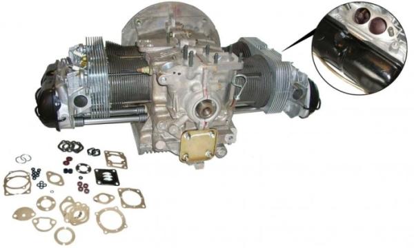 Motor 1300cc komplett Bild 1