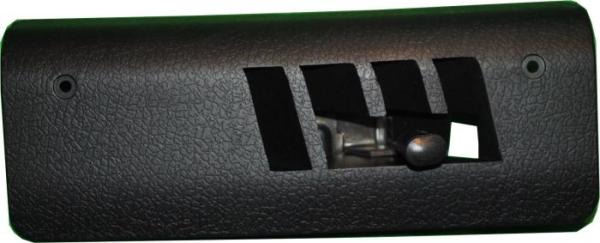 Lüftungsöffnung / Warmlufkanal Öffnung Fußraum links Bild 1