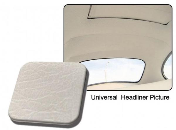 Dachhimmel weiß Vinyl glatt / mit Schiebedach Bild 1