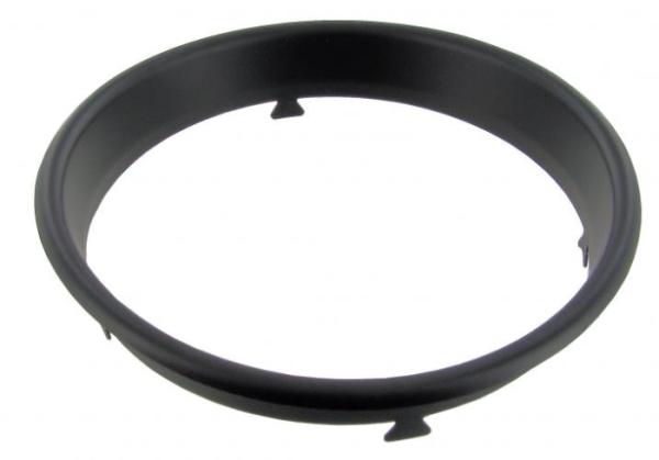 Zierring Tachometer schwarz Bild 1