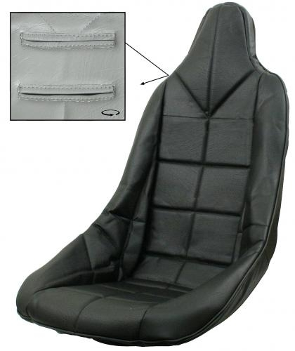 Schonbezug - Werkstattcover Sitz hohe Rückenlehne Bild 1