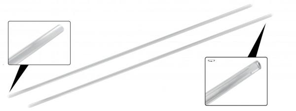 Zierleiste Trittbrett 18mm Aluminium Bild 1