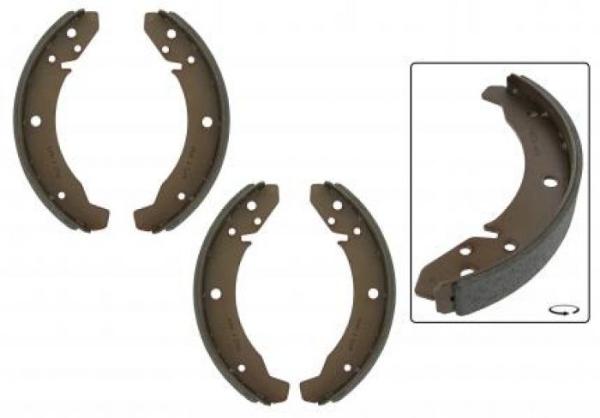 Bremsbacken A-Qualität hinten Bild 1