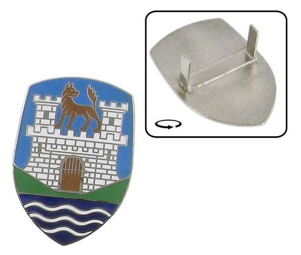 Emblem Wolfsburg Kofferraumdeckel Bild 1