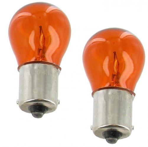 Glühbirnen Blinker Orange 6V / 21W Bild 1
