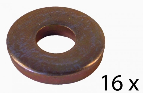 Scheibe Zylinderkopf 8mm Bild 1