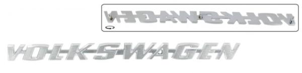 Emblem Motorhaube Bild 1