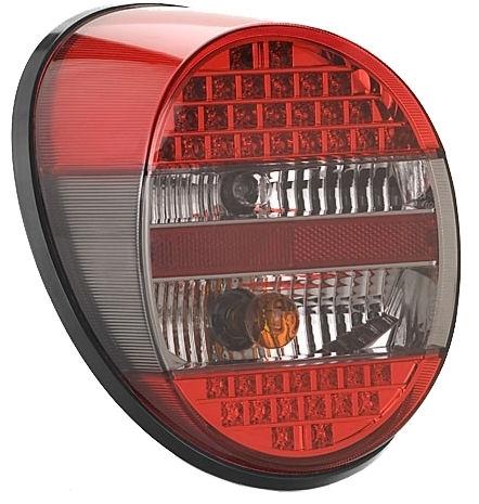 LED Rücklichteinheit rot / getönt / rot Bild 1