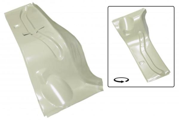 Kofferraumblech links Bild 1