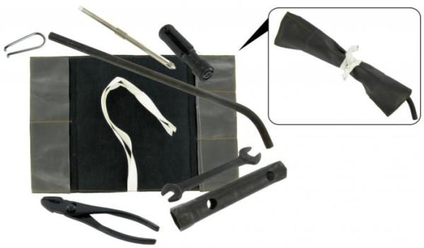 Werkzeugsatz mit Tasche Bild 1