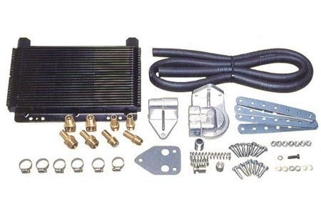 Ölkühler Set Hochleistungs-Kit 48 Platten Bild 1