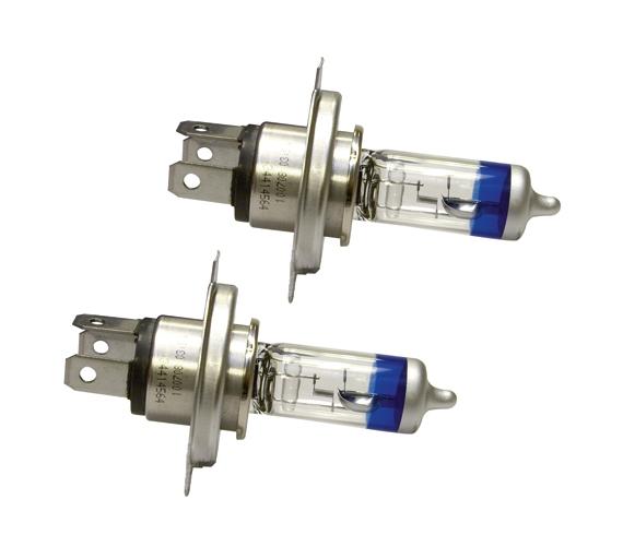 Halogenlampe H4 Extra Hell 12V 60/55W |H4 Sockel