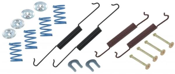 Montagesatz Bremsbacken Hinten Bild 1