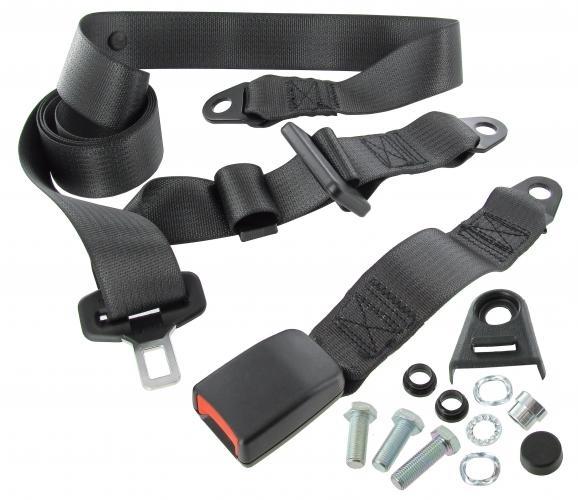 Sicherheitsgurt 3-Punkt-Gurt Rücksitz Bild 1