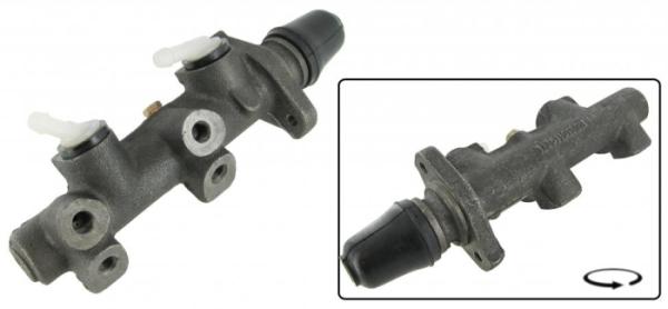 Hauptbremszylinder Zweikreisbremse B-Qualität Bild 1
