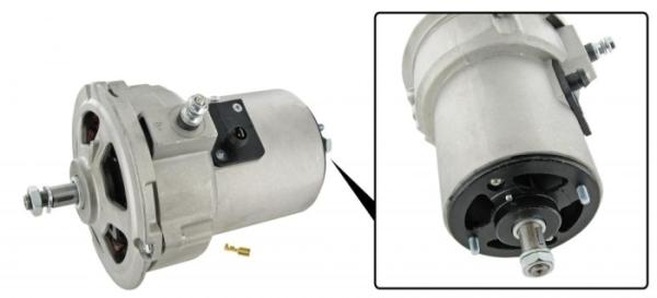 Lichtmaschine / Wechselstrom Generator B-Qualität AC 12V Bild 1