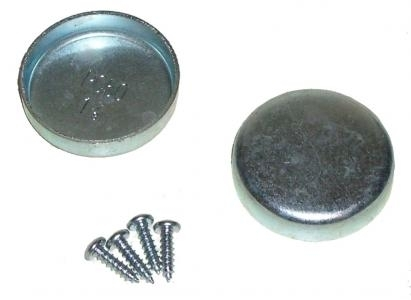 Lüftergehäuse Verschlusskappen Bild 1
