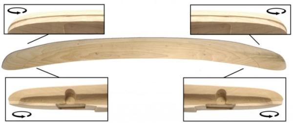 Frontrahmen / Frontspriegel Cabrio Bild 1