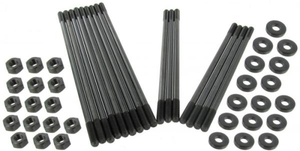 Zylinderstehbolzen Set M8 Einkanal