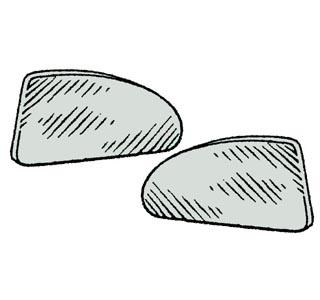 Seitenscheibe hinten grau getönt Bild 1