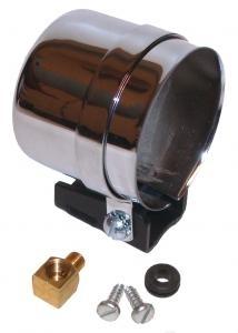 Gehäuse Drehzahlmesser / Instrumentengehäuse verchromt Bild 1