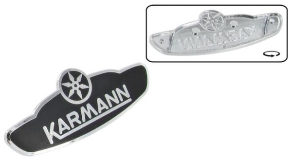 Emblem Karmann Bild 1