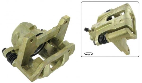 Bremssattel ohne Bremsbeläge Bild 1