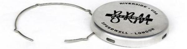 Radnabendeckel Speedwell BRM Aluminium Bild 1