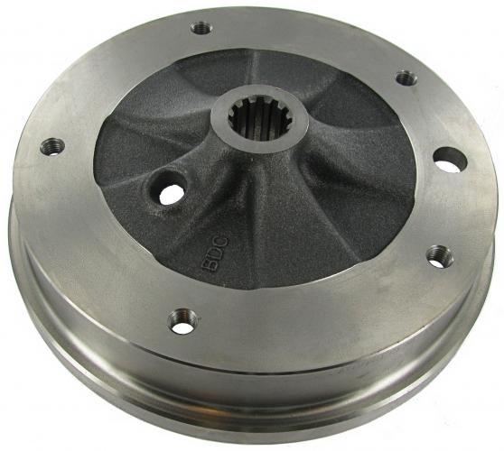 Bremstrommel hinten 5x205mm Bild 1
