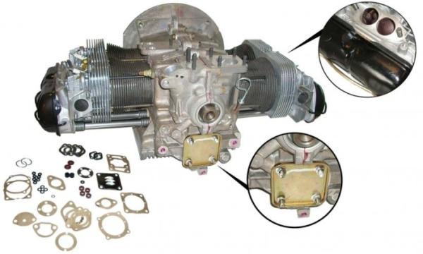 Motor 1600cc Doppelkanal Bild 1