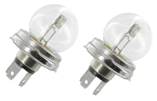 Glühbirnen Scheinwerfer duplo 6V / 40/45W Bild 1