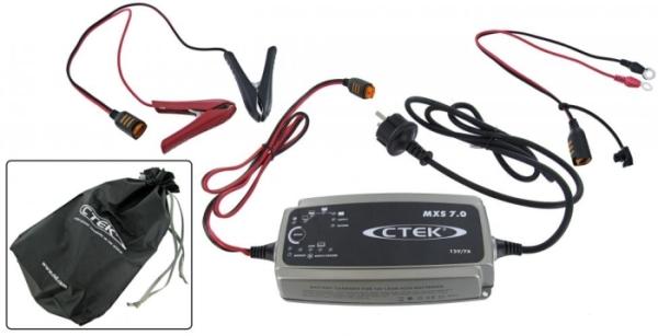 Batterieladegerät 12V CTEK MXS 7.0 Bild 1