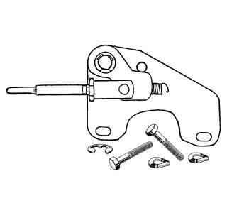 Bremskraftverstärker mechanisch Bild 1
