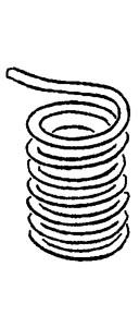 Bremsleitung Kupfer Bild 1