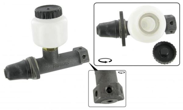 Hauptbremszylinder Groß Einkreisbremse B-Qualität Bild 1