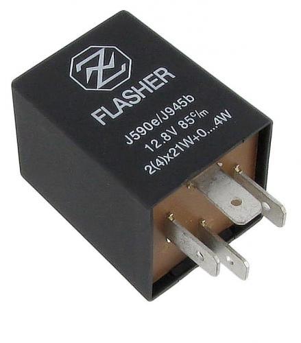 Blinker Relais 12V 4-polig Bild 1