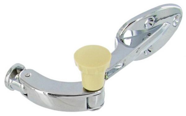 Ausstellfenster Verriegelung Elfenbein Knopf rechts Bild 1