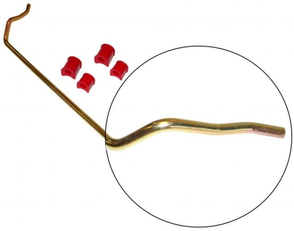 Stabilisator dick - gesenkt - gekürzt Vorderachse Bild 1