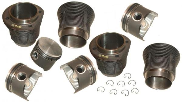 Zylinder - Zylinderkolben Set 1585ccm geschmiedet Bild 1