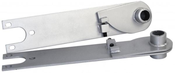Verstellbare Drehstabschwerter Pendelachse Bild 1