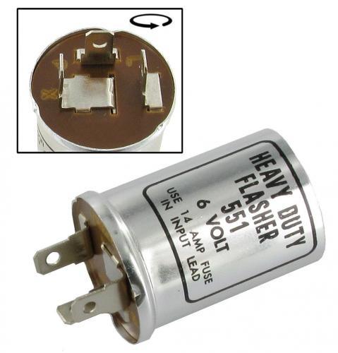 Blinker Relais 6V 3-polig Bild 1