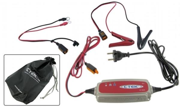 Batterieladegerät 6V CTEK XC 0.8 Bild 1
