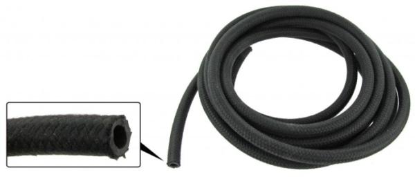 Kraftstoffschlauch / Benzinschlauch Textil ummantelt Bild 1