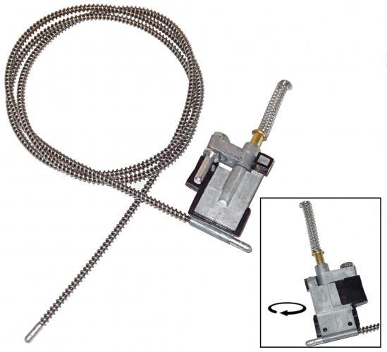 Kabel Schiebedach links 1200 |1300 | 1500 | 1302 8/64» Bild 1
