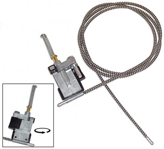 Kabel Schiebedach rechts 1200 |1300 | 1500 | 1302 8/64» Bild 1