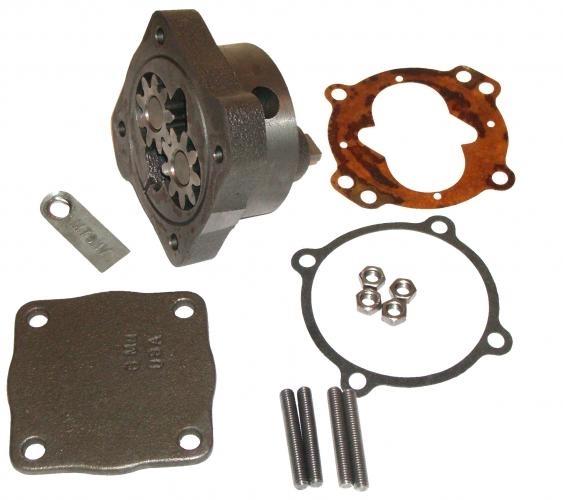 Ölpumpe Hochleistung Stahl A-Qualität Bild 1
