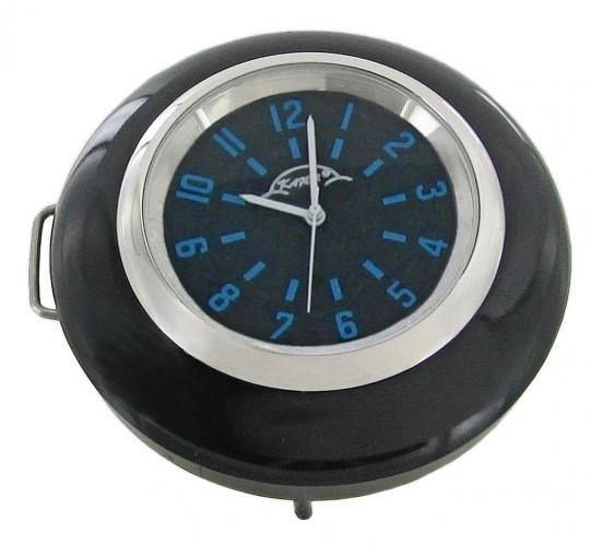 Hupenknopf mit Uhr Bild 1
