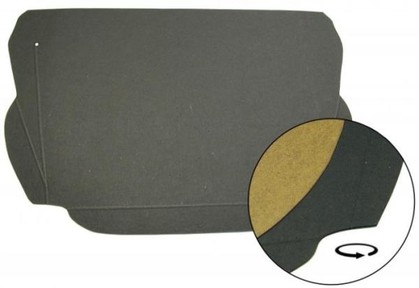 Kofferraumpappe / Kofferraumverkleidung Unterteil Bild 1