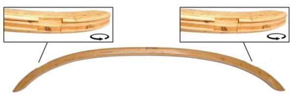 Heckrahmen / Heckspriegel Cabrio Bild 1